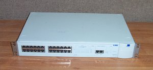 NET / SWITCH 10/100 24 PORT 3C16950