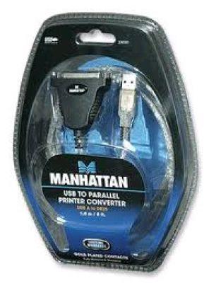USB LPT PARALLEL DB25 (F) MANHATTAN