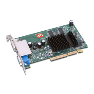 VIDEO AGP 256MB ATI RADEON 9550