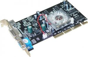 VIDEO AGP 256MB ATI RADEON 9600PRO
