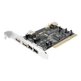 КОНТРОЛЕР PCI TO FIREWIRE (2P)+USB2.0(4P)-BELKIN