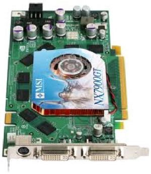 VIDEO PCI-E 256MB NVIDIA 7900GT