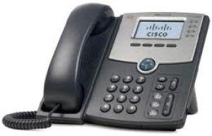 VOIP / IP PHONE CISCO SPA-504G 4xLINE