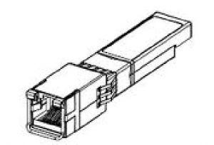 NET / SFP 1000BaseT MOLEX 74741-0001