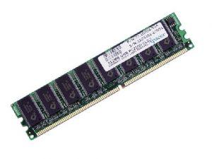 DDR ECC 512MB PC2700 CL2.5