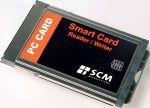 PCMCIA SMARTCARD SCR-201  R/W
